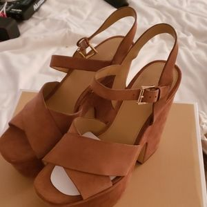 Brand New Michael Kors Wedges